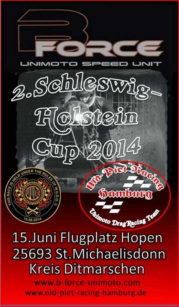 2. Schleswig - Holstein Cup 2014