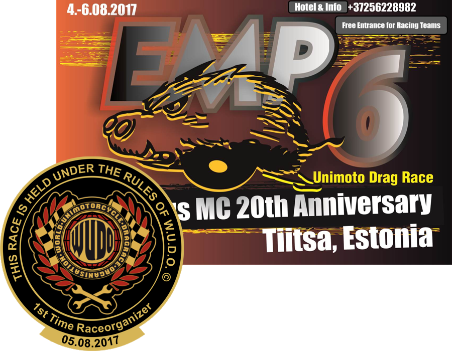 EMP 6 Wildhogs MC