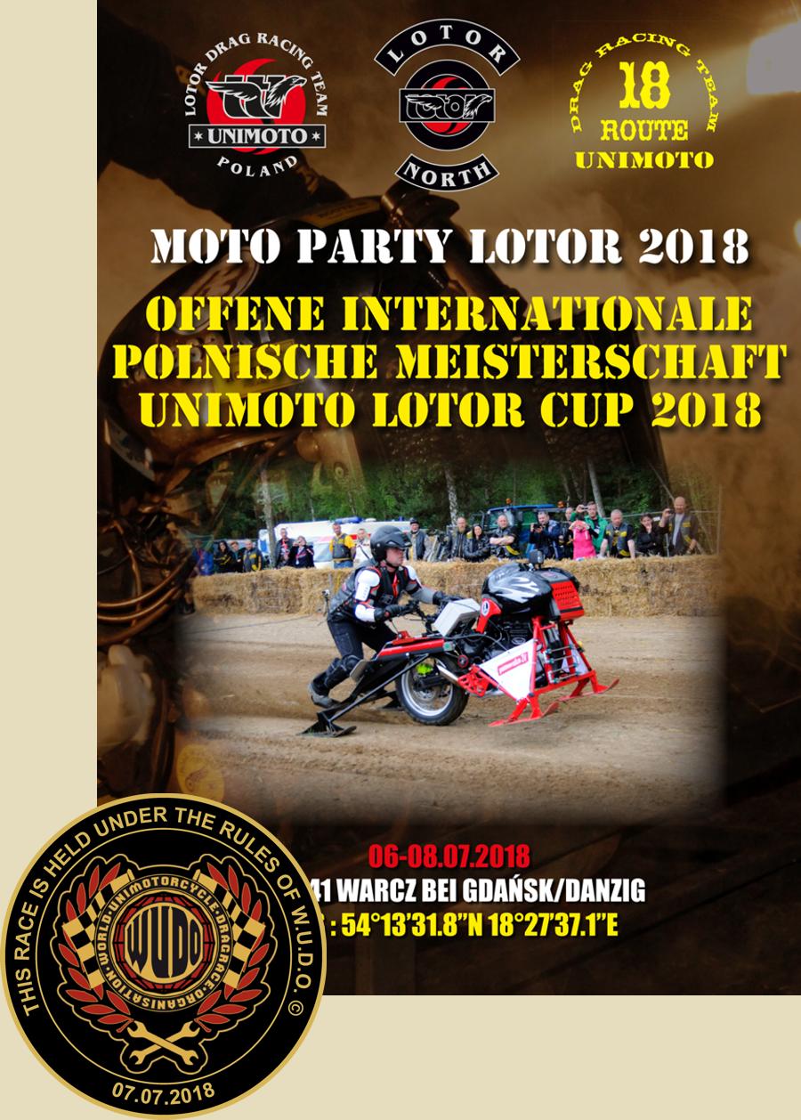Offene Internationale Polnische Meisterschaft Unimoto Lotor Cup 2018
