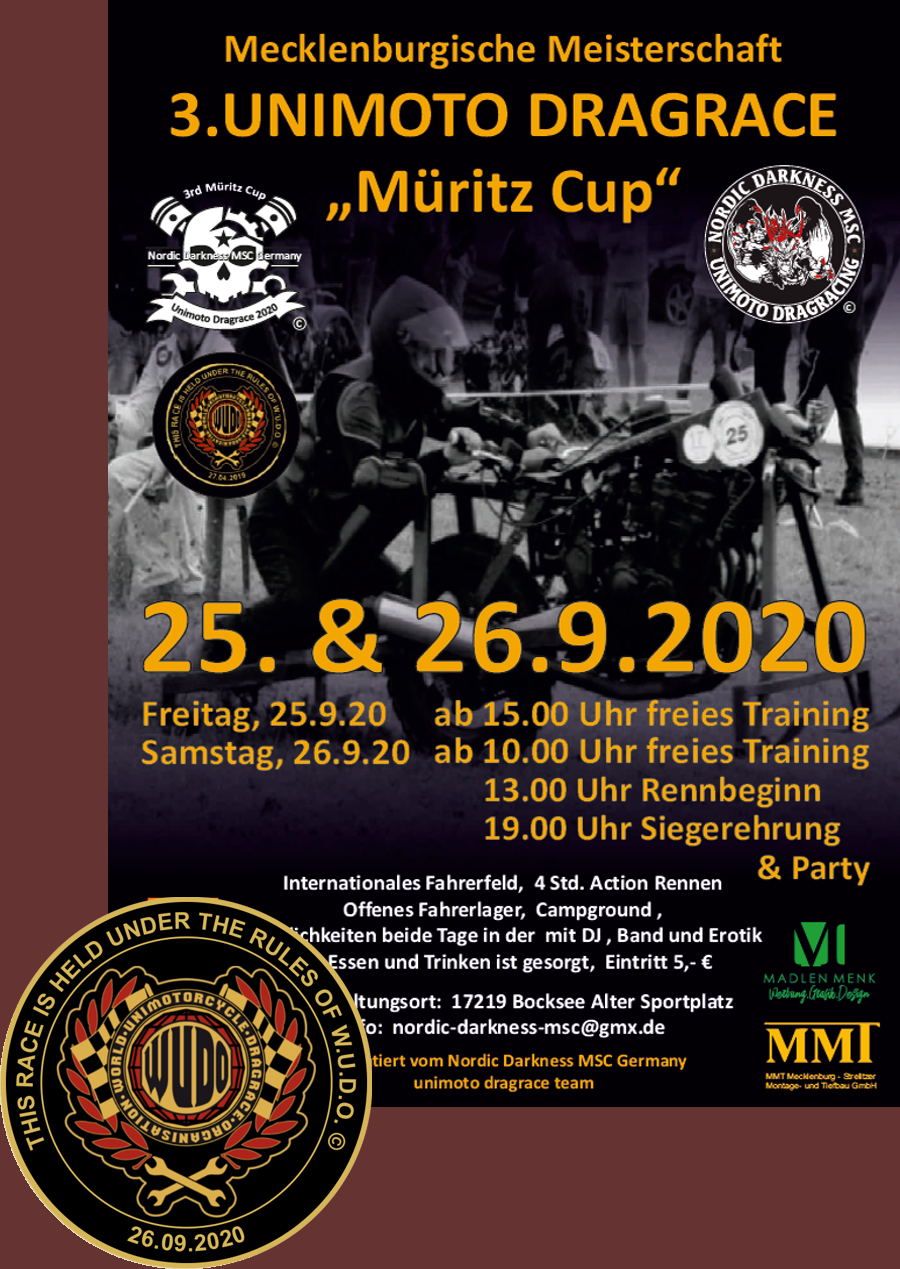 3. Mueritz Cup 2020