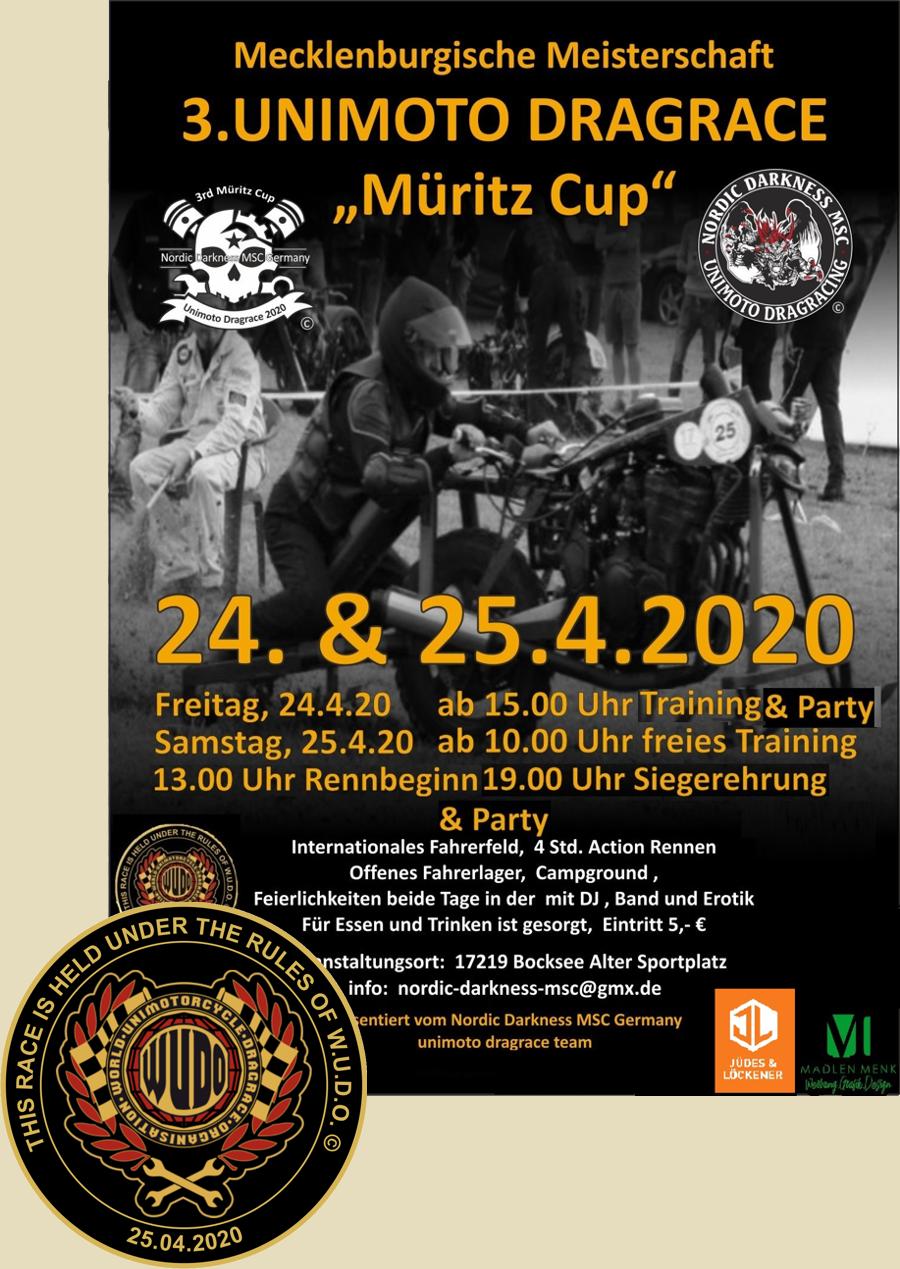 3. Müritz Cup 2020