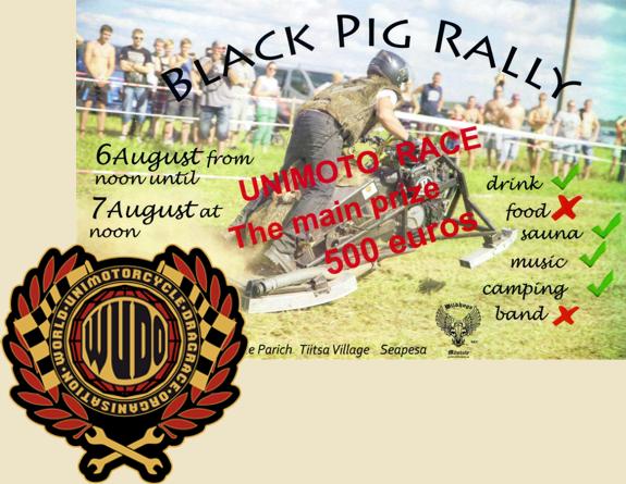 Black Pig Rally 2016
