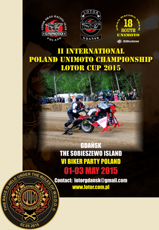 2. International Poland Unimoto Championship Lotor Cup 2015