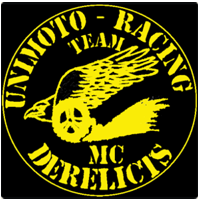 Unimoto Racing Team Derelicts MC