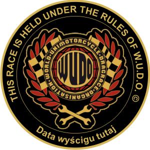 oficjalnego logo organizacji W.U.D.O.