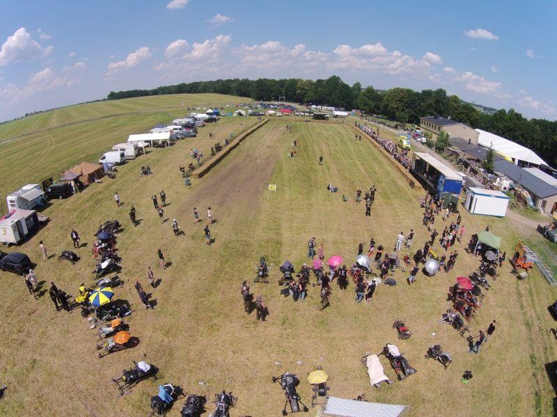 9. Eagle Cup und Weltmeisterschaft im Unimotorcycle Drag Race 2018