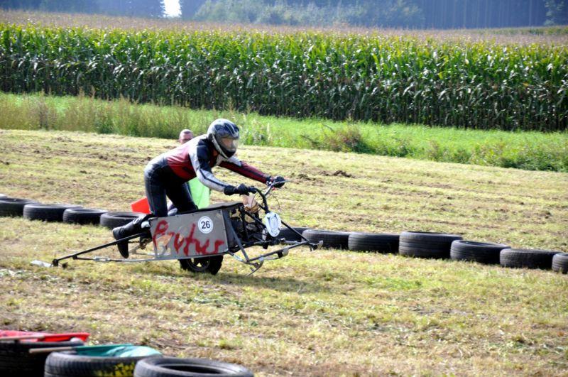 8. Bayerische Meisterschaft im Unimoto Drag Race 2017