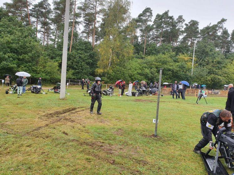 Internationale Deutsche Meisterschaft im Unimotorcycle Dragrace 2020