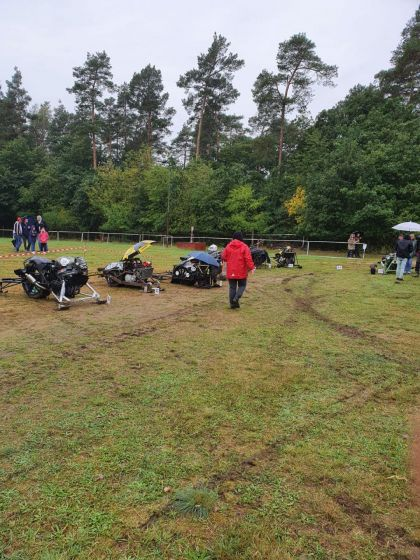 Internationale Deutsche Meisterschaft im Unimotorcycle Dragrace 2020