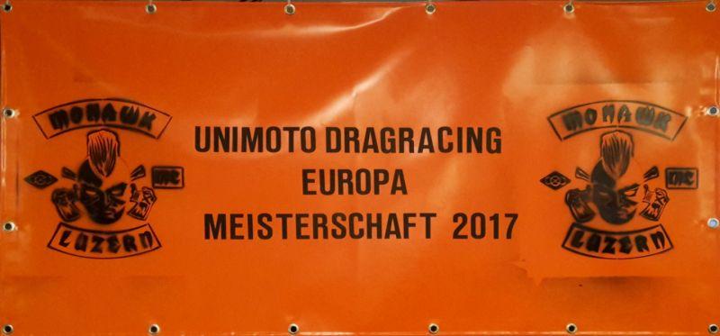 Europameisterschaft im Unimoto Drag Racing