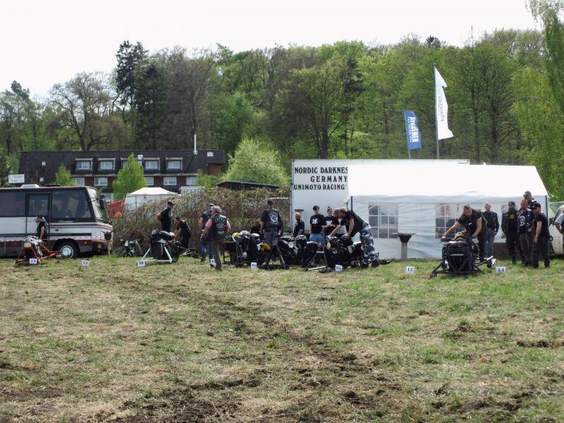 1. Unimoto Drag Race Müritz Cup