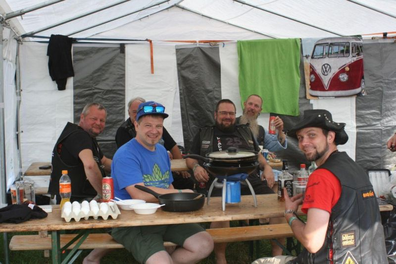 internationale Deutsche Meisterschaft im Unimotorcycledragrace 2019